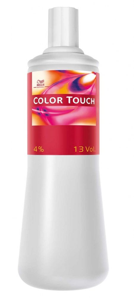 Wella c Color Touch (4% PLUS) ОКСИД 1000 мл. 81098110/120004 в магазине BEAUTY-BAZAR.RU