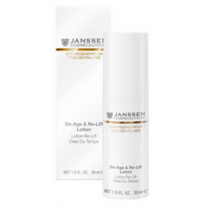 JANSSEN. ReS. 150 De-Age & Re-Lift Lotion Anti-Age лифтинг эмульсия, 30 мл 150 в магазине BEAUTY-BAZAR.RU