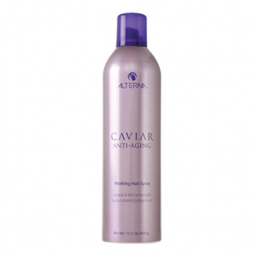 "Alterna Caviar Anti-aging Seasilk Working Hair Spray Лак ""подвижной"" фиксации 225 мл A60421 в магазине BEAUTY-BAZAR.RU"
