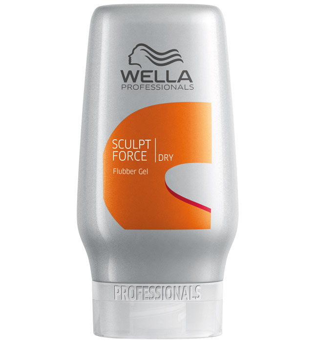 Wella Styling DRY Гель Флаббер Sculpt Force, 125 мл 8123-8087 в магазине BEAUTY-BAZAR.RU