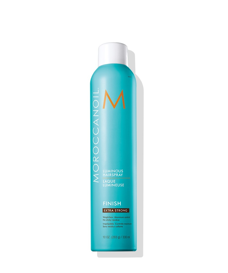 М.oil Лак Extra Strong Moroccanoil 330 мл 295048 в магазине BEAUTY-BAZAR.RU