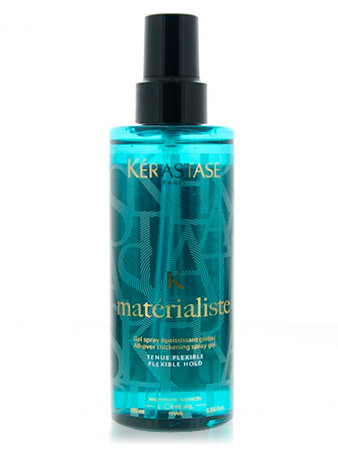 KERASTASE COUTURE STYLING MATERIALISTE - СПРЕЙ-ГЕЛЬ ДЛЯ УВЕЛИЧЕНИЯ МАССЫ ВОЛОС 195мл E1490600 в магазине BEAUTY-BAZAR.RU