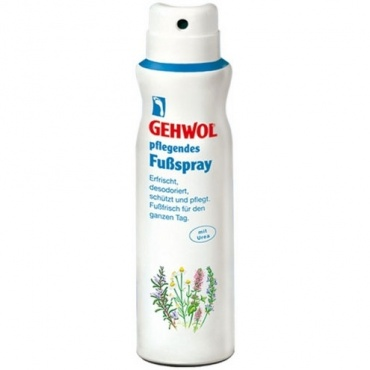GEHWOL FuBspray - Дезодорант д/ног Sensetive, 150 мл 23508 в магазине BEAUTY-BAZAR.RU